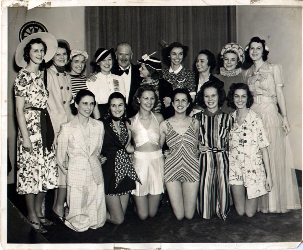 How The Return Of The Waist Revolutionized 1930s Vintage