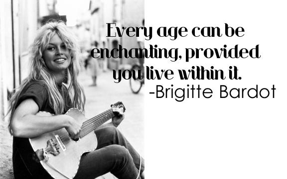 French Ye-Ye Girl – Brigitte Bardot!